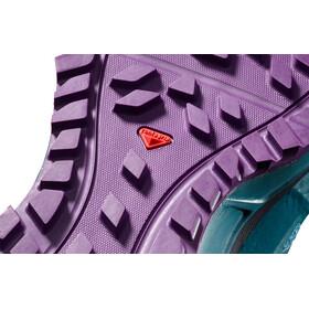 Salomon Trailster GTX Kengät Naiset, deep lagoon/navy blazer/purple magic